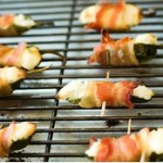 Bacon-Wrapped Jalapeno Appetizers!!