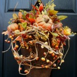 Easy Fall Arrangement!