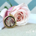 Mother's Day personalized locket