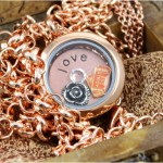 personalized locket of love
