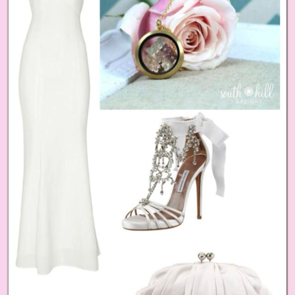 Fashion accessories for a wedding by South Hill Designs