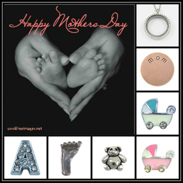 Fashion Mother's Day locket and accessories from South Hill Designs